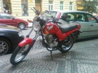 Jawa Travel 125 - skupiny AM a A1